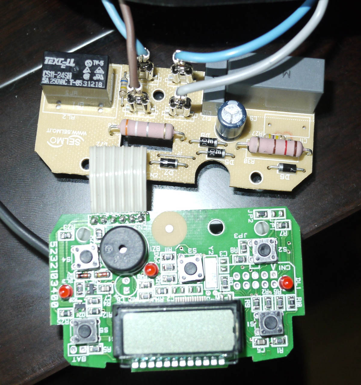 Lincoln Han - Electronics repair guide - DeLonghi Alice EMK4 ...